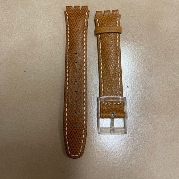 Swatch Other - *New Generic Swatch® Watch Band Light brown*